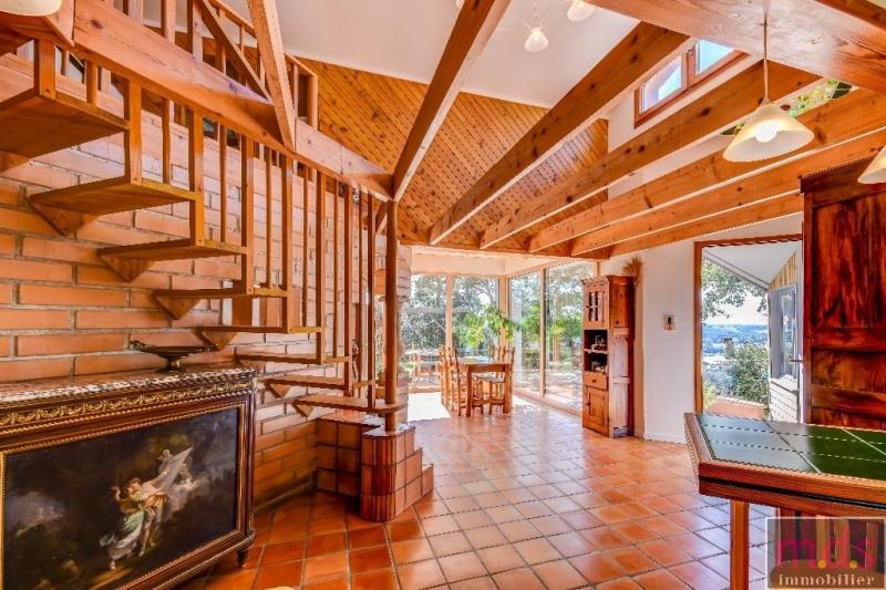 Sale house / villa Verfeil 385000€ - Picture 4