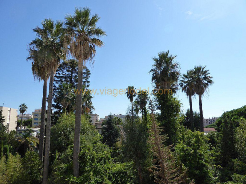 Viager appartement Cannes 130 000€ - Photo 1