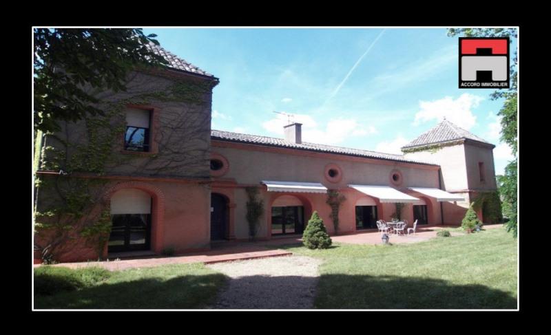 Vente de prestige château Lisle sur tarn 872000€ - Photo 2