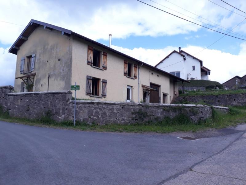 Sale house / villa Menil de senones 99980€ - Picture 2
