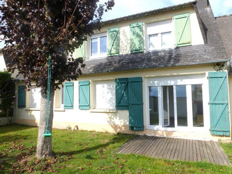 Rental house / villa Vezin le coquet 950€ CC - Picture 1