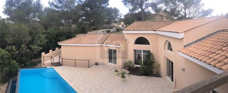 Vente de prestige maison / villa Caveirac 575000€ - Photo 1