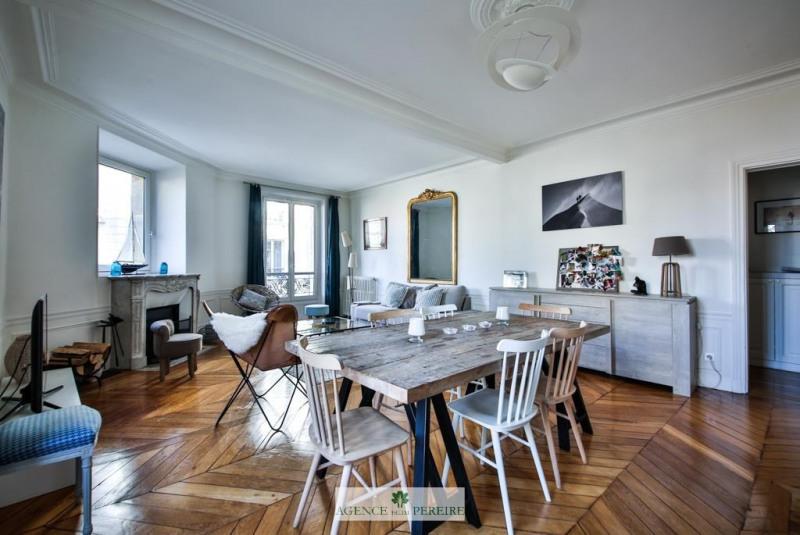 Vente de prestige appartement Paris 17ème 1065000€ - Photo 5