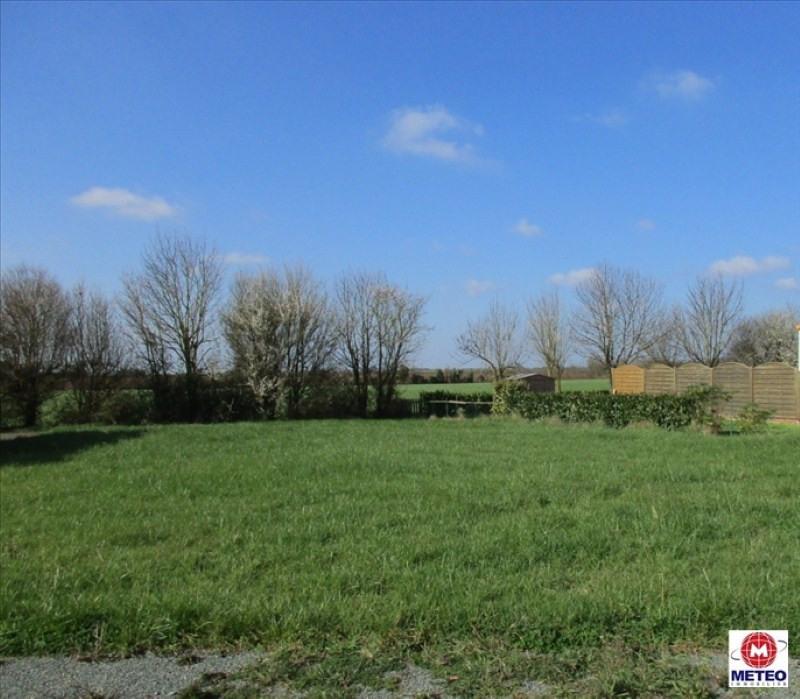 Verkauf grundstück St benoist sur mer 32500€ - Fotografie 1