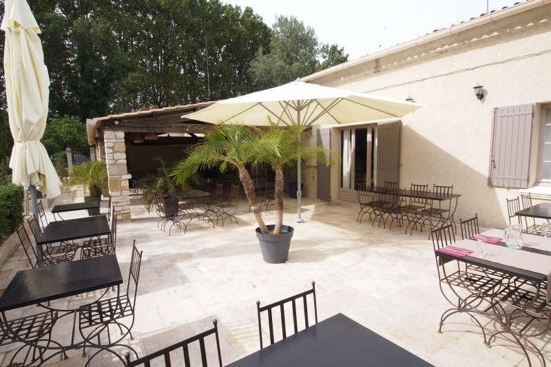 Commercial property sale shop Goudargues 299 000€ - Picture 1