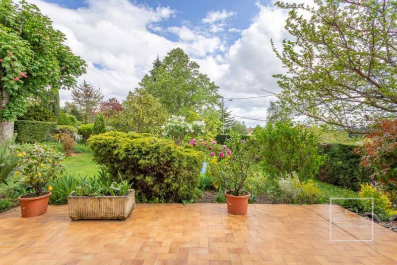 Vente maison / villa Saint didier au mont d'or 595000€ - Photo 2