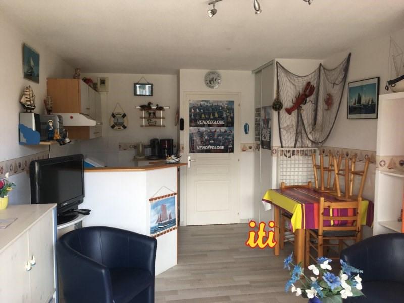 Vente appartement Chateau d'olonne 112890€ - Photo 1
