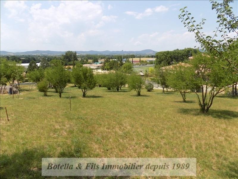 Venta  terreno Barjac 79000€ - Fotografía 1