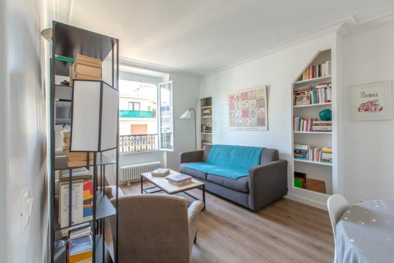Sale apartment Neuilly-sur-seine 577000€ - Picture 2