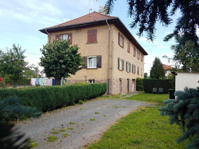 APPARTEMENT 3 chambres avec jardin privatif