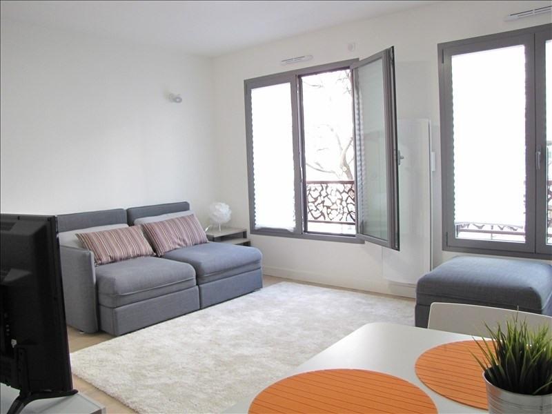 Rental apartment Boulogne billancourt 960€ CC - Picture 2