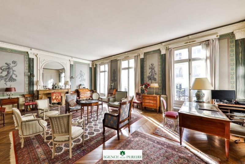 Vente de prestige appartement Paris 17ème 2588000€ - Photo 2