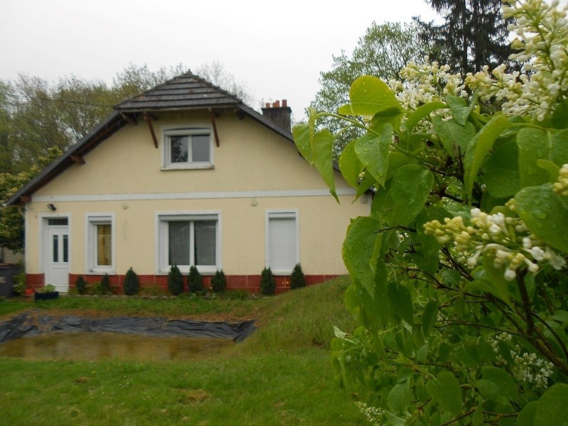 Venta  casa Saint hilaire la gravelle 75000€ - Fotografía 5