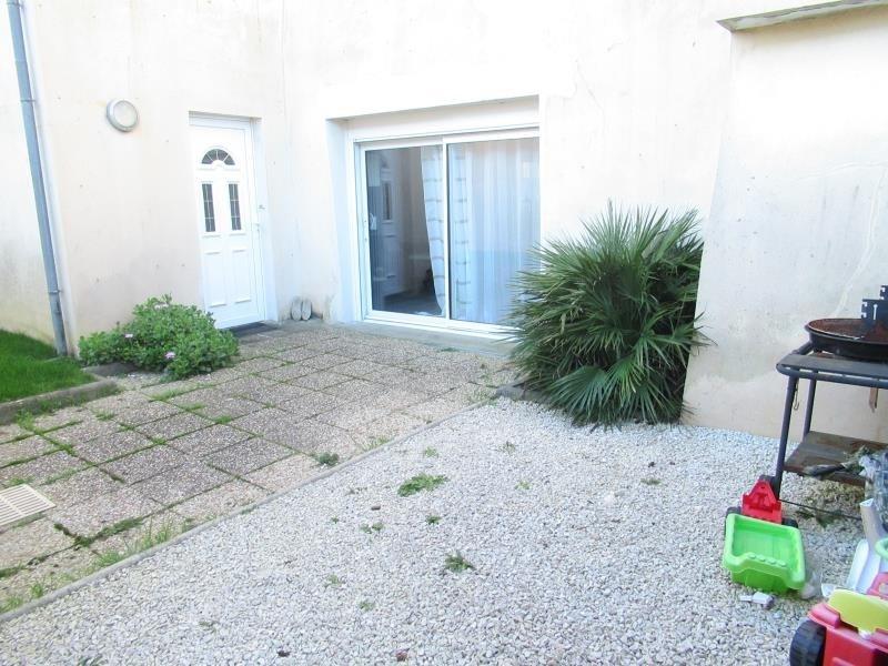 Rental apartment Bourg blanc 550€ CC - Picture 1