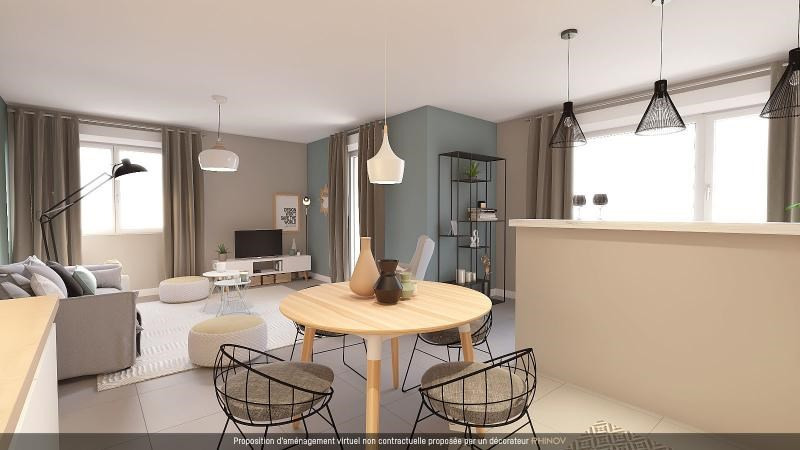 Vente appartement Mordelles 131 500€ - Photo 4