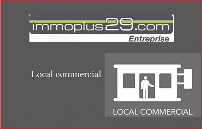 Vente local commercial Pont l abbe 310880€ - Photo 1