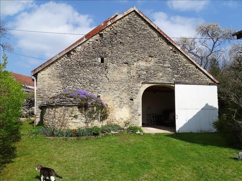 Vente maison / villa Secteur recey s/ource 97000€ - Photo 3