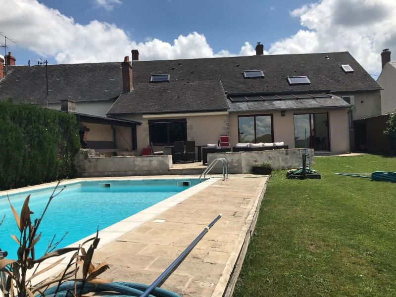 Vente maison / villa Checy 378 000€ - Photo 10