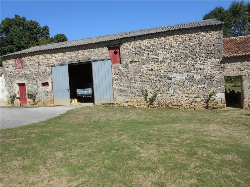 Vente maison / villa St maixent de beugne 264000€ - Photo 10