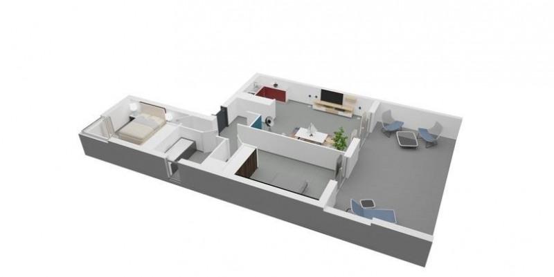 Vente appartement Porticcio (pietrosella) 315000€ - Photo 1