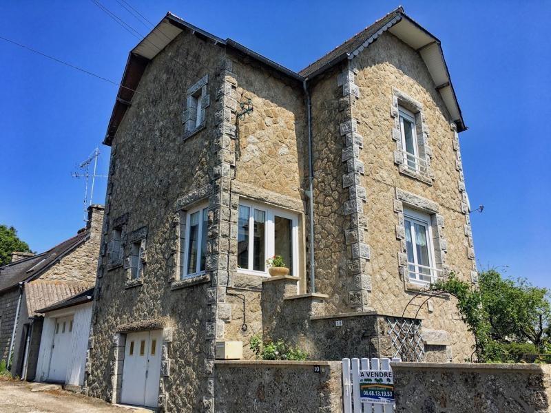Sale house / villa Saint nicolas du pelem 84800€ - Picture 1