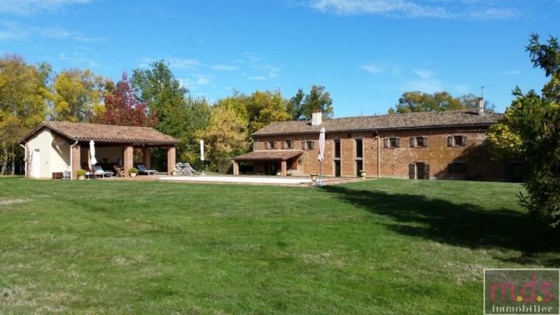 Deluxe sale house / villa Montastruc-la-conseillere 1260000€ - Picture 1