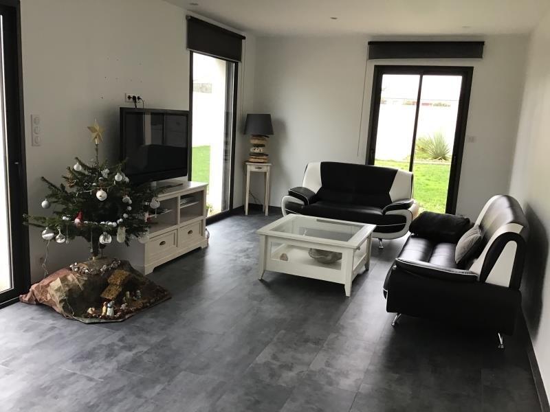 Sale house / villa St benoist sur mer 236900€ - Picture 2