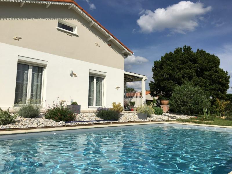 Sale house / villa Saujon 309520€ - Picture 9