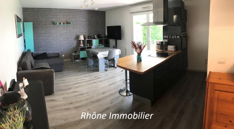 Vente appartement Vaulx en velin 190000€ - Photo 2