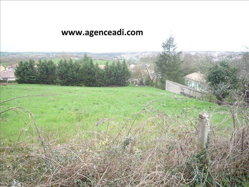 Vente terrain Nanteuil 34380€ - Photo 1