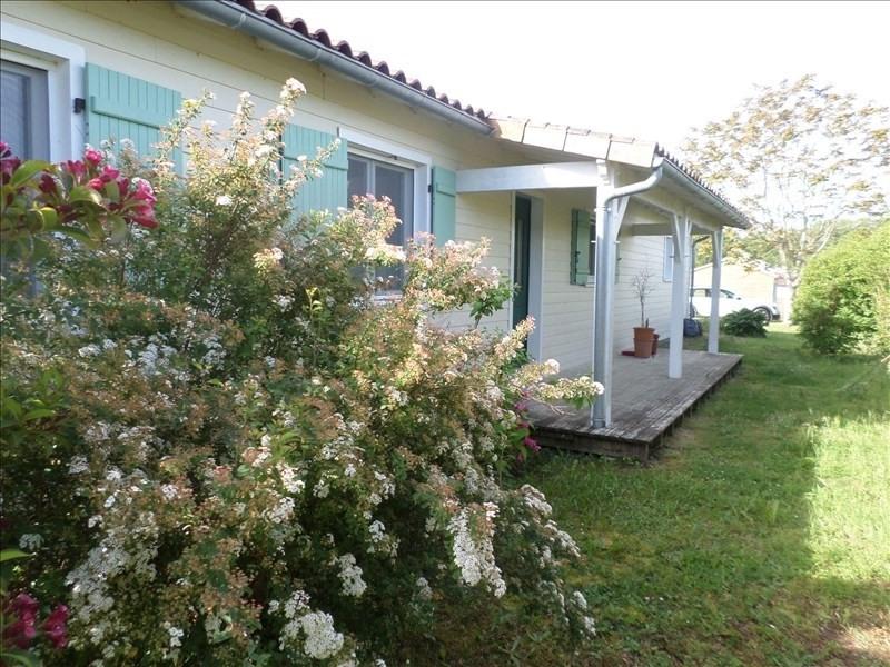 Vente maison / villa Civaux 141000€ - Photo 1