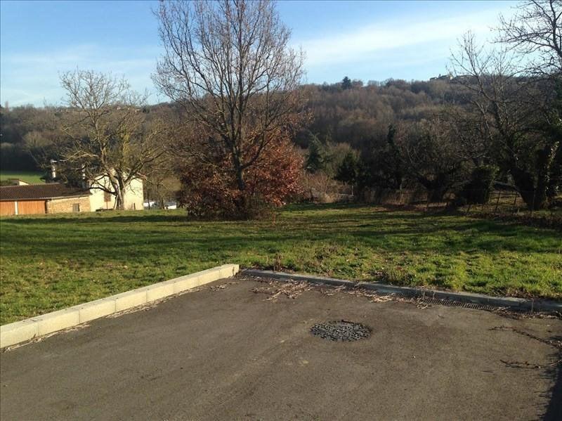 Verkoop  stukken grond Saint-romain-de-surieu 96000€ - Foto 1