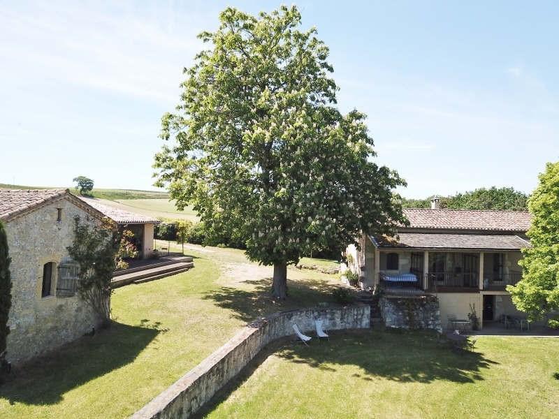 Vente maison / villa St mezard 429000€ - Photo 1