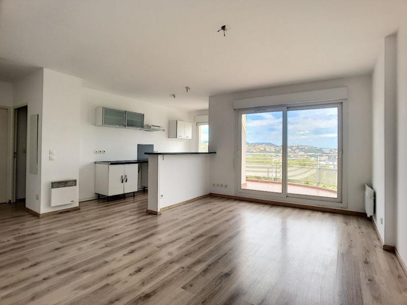 Sale apartment Saint laurent du var 232000€ - Picture 1