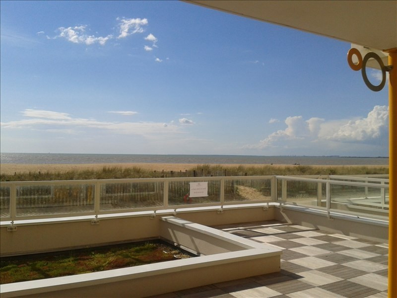 Verkoop  appartement Chatelaillon plage 472500€ - Foto 1