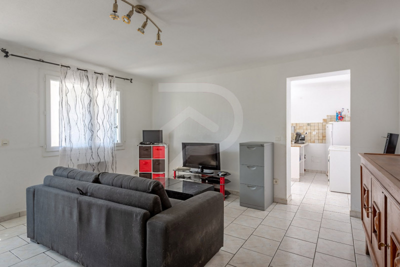 Sale house / villa Althen des paluds 275000€ - Picture 9
