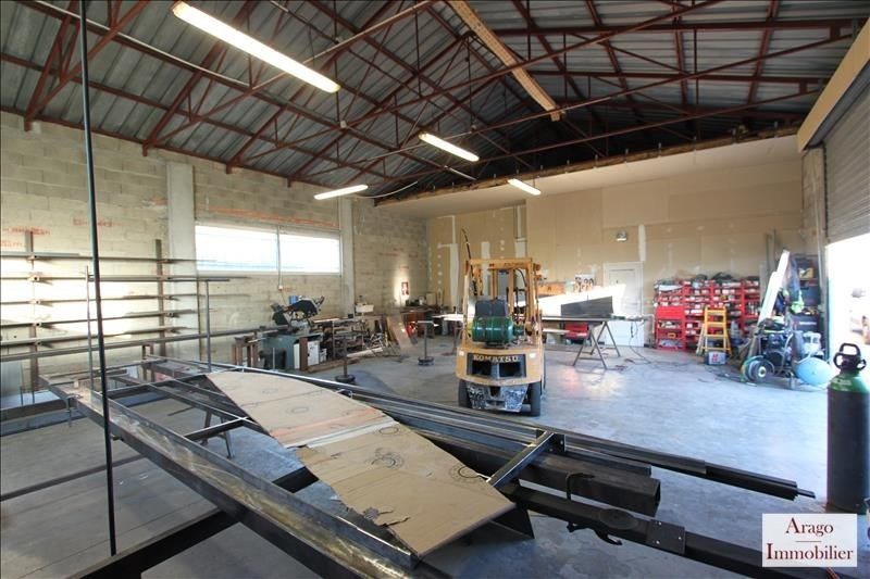 Location local commercial Rivesaltes 1300€ HT/HC - Photo 7