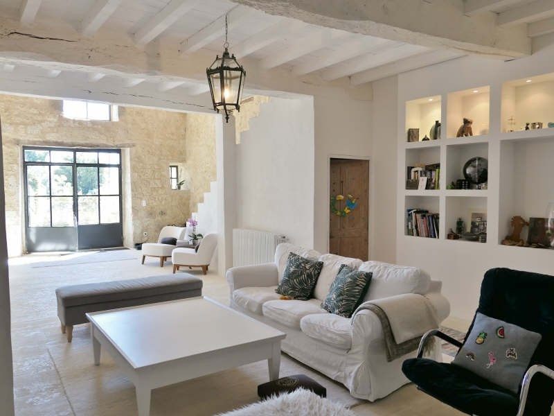 Sale house / villa St mezard 495 000€ - Picture 5