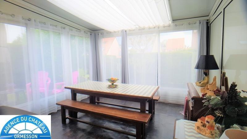 Vente maison / villa La queue en brie 320000€ - Photo 1