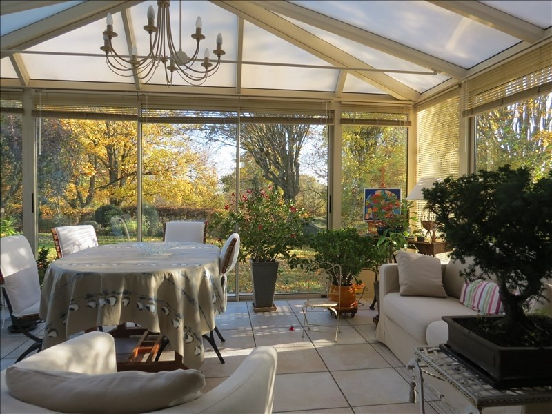 Vente maison / villa Chauvry 470000€ - Photo 3