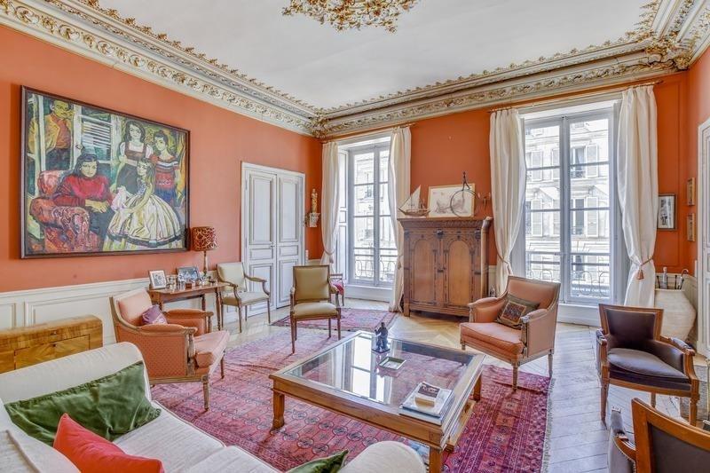 Sale apartment Versailles 1480000€ - Picture 2