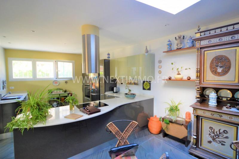 Revenda residencial de prestígio apartamento Menton 665000€ - Fotografia 4