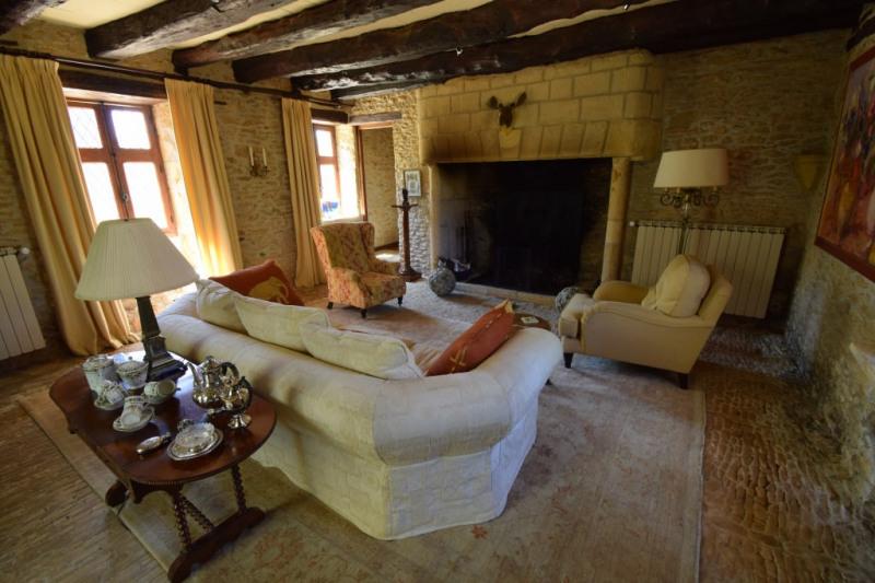 Vente de prestige maison / villa La chapelle-aubareil 849000€ - Photo 8