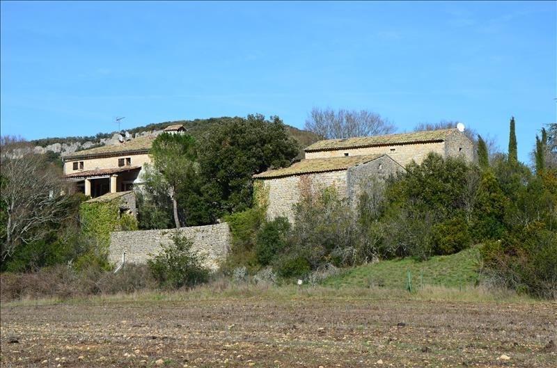 Vente de prestige maison / villa Vallon pont d arc 613600€ - Photo 2