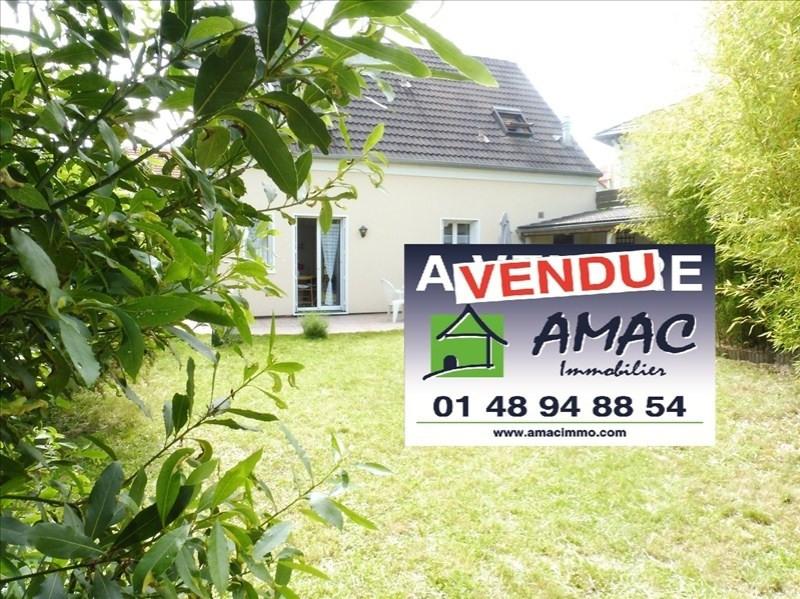Sale house / villa Villemomble 441000€ - Picture 1