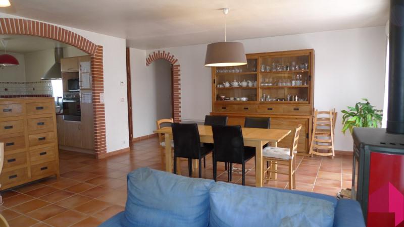 Sale house / villa Baziege 279000€ - Picture 2