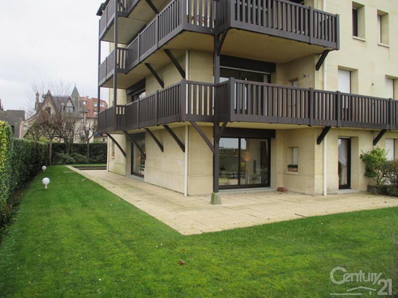 Revenda residencial de prestígio apartamento Tourgeville 1055000€ - Fotografia 1