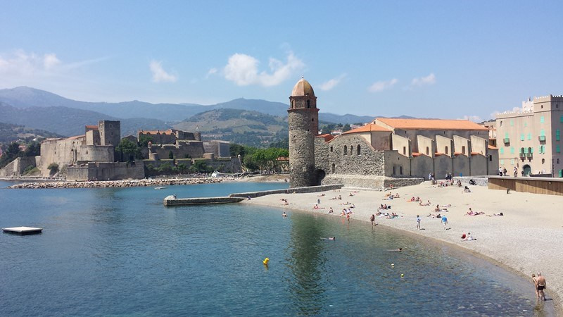 Location vacances appartement Collioure 193€ - Photo 7