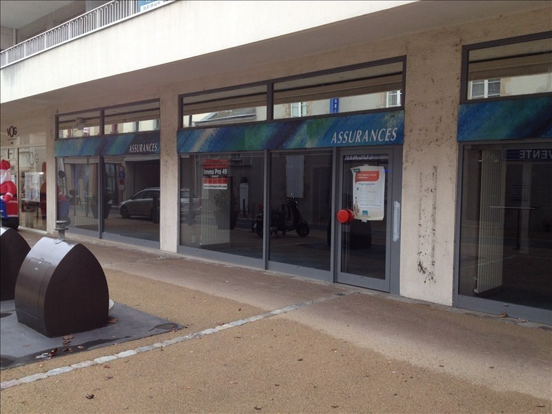 Location local commercial Cholet 1 875€ HT/HC - Photo 1