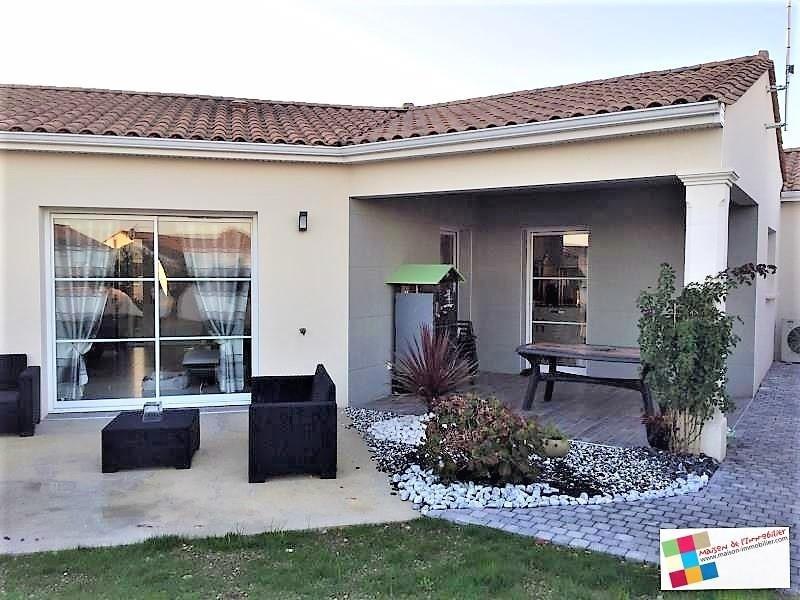 Vente maison / villa Chateaubernard 283550€ - Photo 2
